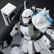 RG 1/144 MS-06R-1A シン・マツナガ専用ザクII 機動戦士ガンダムMSV