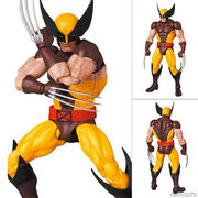 マフェックス No.138 MAFEX WOLVERINE(BROWN COMIC Ver.)