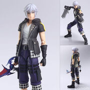 KINGDOM HEARTS III BRING ARTS リク Version 2 アクションフィギュア